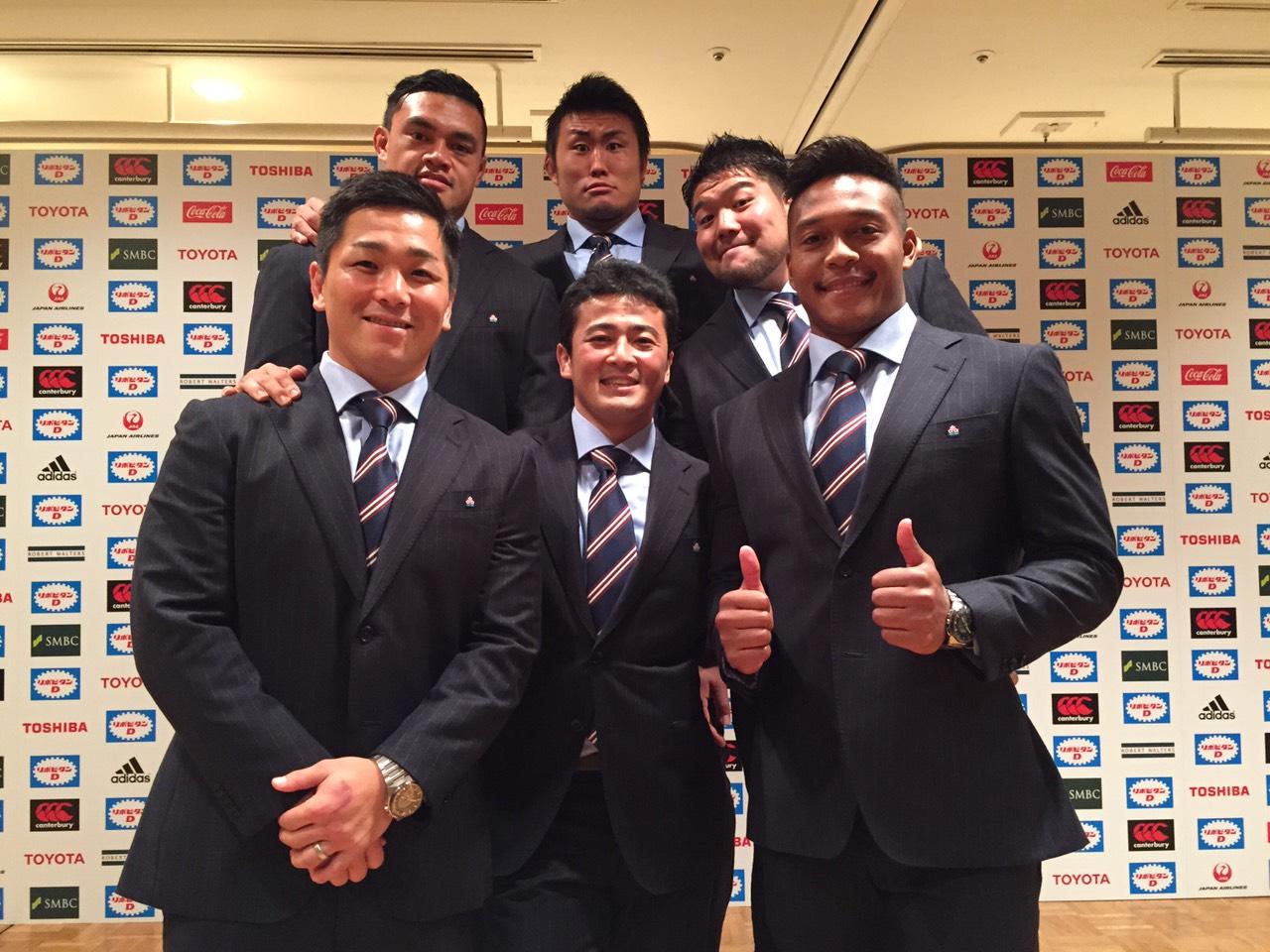 ワールドカップメンバー