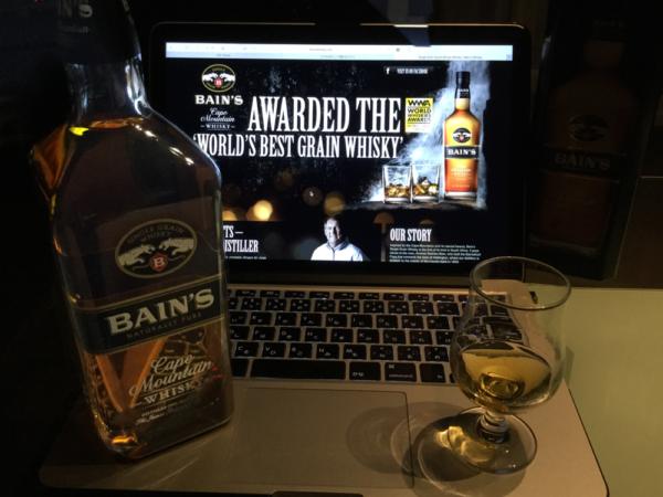 今宵のウイスキー BAIN'S