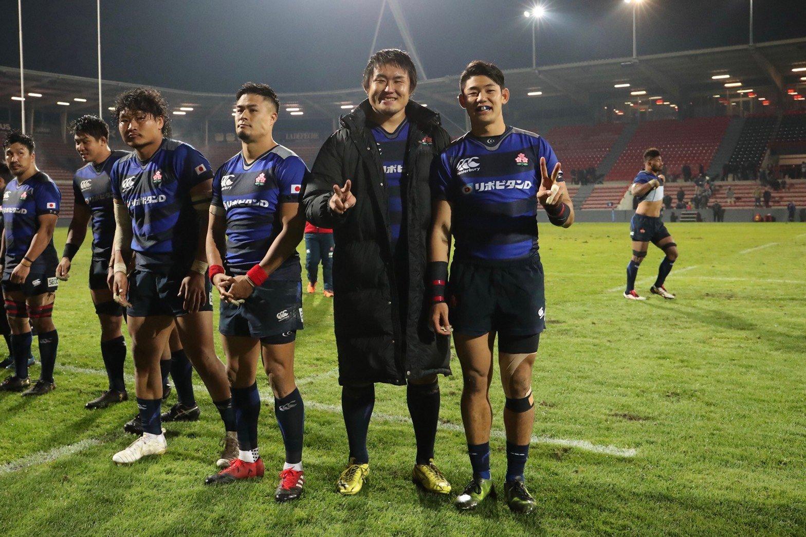 日本代表のシーズンが終わりました