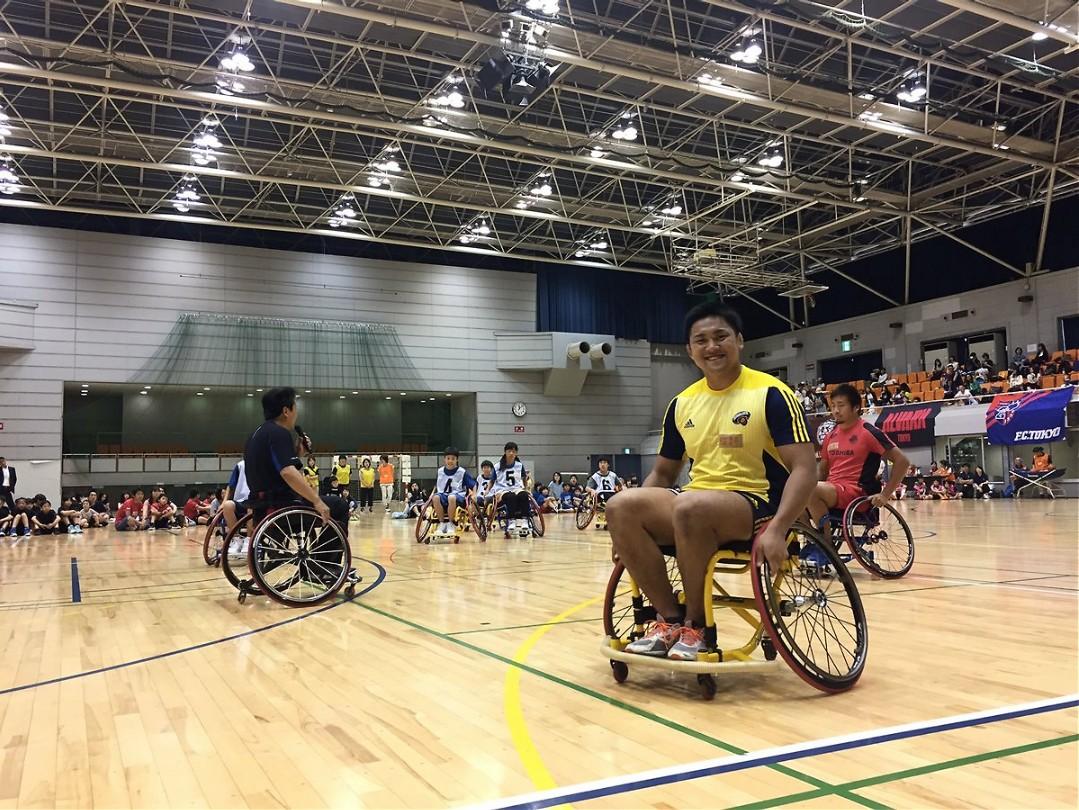 2018国際親善女子車椅子バスケットボール大阪大会