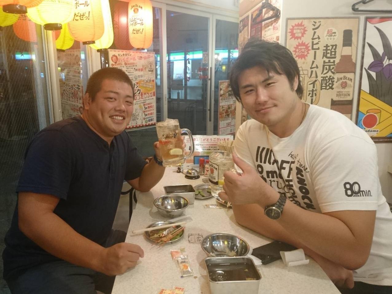 横浜でラグビー初心者講座終了。ありがとうございました!