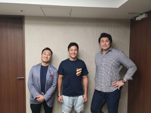 【廣瀬俊朗×真壁伸弥】のトーク①and②です